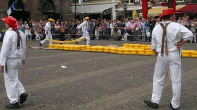 Mercato del formaggio Alkmaar
